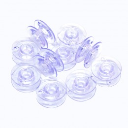 Plastic Bobbins 11.5mm Pack of 10