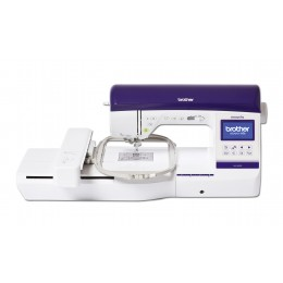 Innov-Is NV2600 Inc. FREE LED Embroidery Foot & Embroidery Thread set (40 Reels) (worth £179.00)