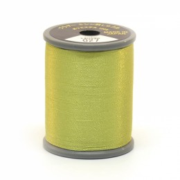 Embroidery Thread Fresh Green 027