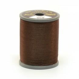 Embroidery Thread Dark Brown 058