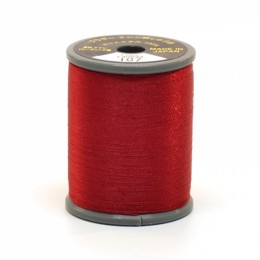Embroidery Thread Dark Fushia 107