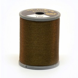 Embroidery Thread Dark Chocolate 160