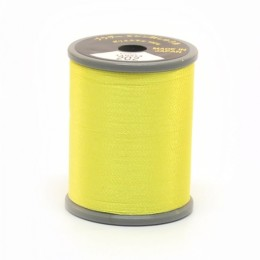 Embroidery Thread Lemon Yellow 202