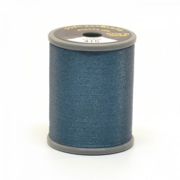 Embroidery Thread Peacock Blue 415