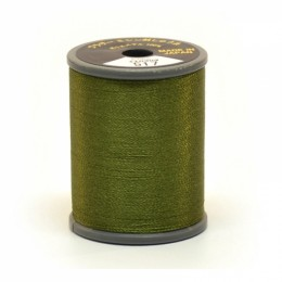 Embroidery Thread Dark Olive 517