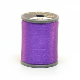 Embroidery Thread Purple 614