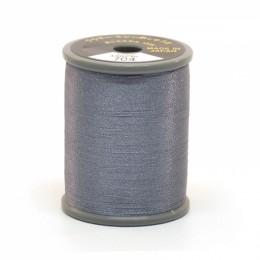Embroidery Thread Pewter 704