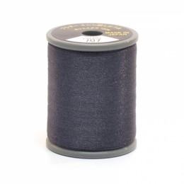 Embroidery Thread Dark Grey 707