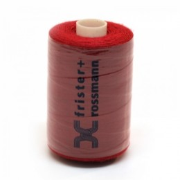 100% Polyester Sewing Thread Deep Red (118)