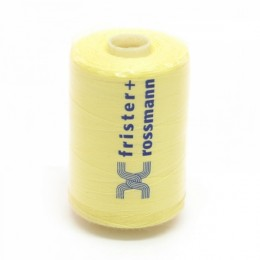 100% Polyester Sewing Thread Light Yellow (129)