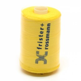 100% Polyester Sewing Thread Yellow (135)