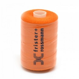 100% Polyester Sewing Thread Pumpkin Orange (148)