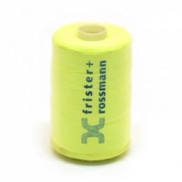 100% Polyester Sewing Thread Neon Yellow (201)