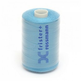 100% Polyester Sewing Thread Light Blue (258)
