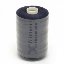 100% Polyester Sewing Thread Navy Blue (322) SORRY, OUT OF STOCK
