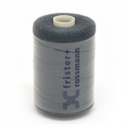 100% Polyester Sewing Thread Dark Grey (349)