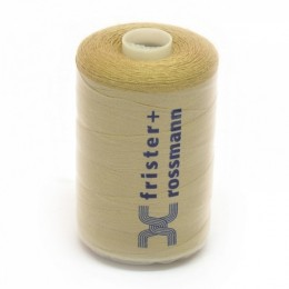 100% Polyester Sewing Thread Light Brown (360)