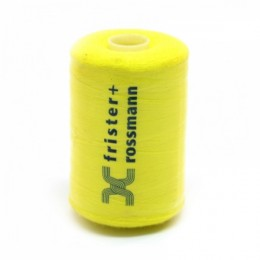 100% Polyester Sewing Thread Bright Yellow (382)
