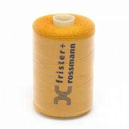 100% Polyester Sewing Thread Autumn Orange (444)