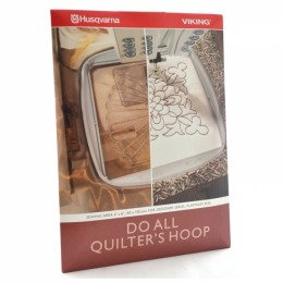 "Do All Quilters Hoop 6"" x 6"" (150 x 150mm) 920115096"