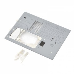 Ultra Glide Needle Plate & Ultra Glide Foot Category D 202201005
