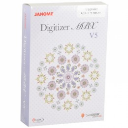 Upgrade to Digitizer MBX V5.5 from Digitiser MBX 5.0