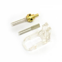 Embellisher Needle Unit with Presser Foot