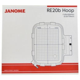 Rectangular Hoop RE20B 140x200mm 864405001