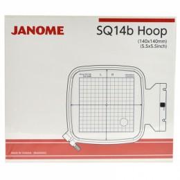 Square Hoop SQ14b 140x140mm 864406002