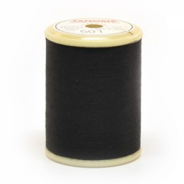 Black Bobbin Thread 800m