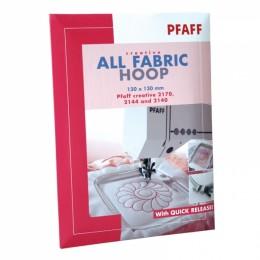 "Creative All Fabric Hoop 5"" x 5"" (130mm x 130mm) 820659096"