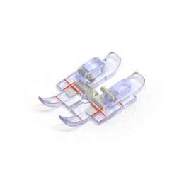 "Clear 1/4"" Quilting Foot for IDT System 820883096"