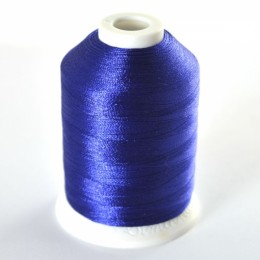 Simthread 007 Prussian Blue Embroidery Thread 1000m