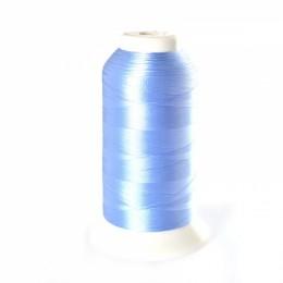 Simthread 017 Light Blue Embroidery Thread 3000m