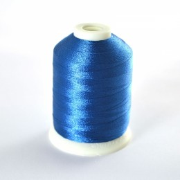 Simthread 019 Sky Blue Embroidery Thread 1000m