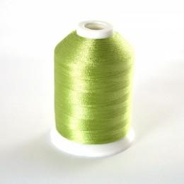 Simthread 027 Fresh Green Embroidery Thread 1000m