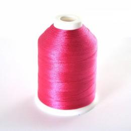Simthread 107 Dark Fuchsia Embroidery Thread 1000m