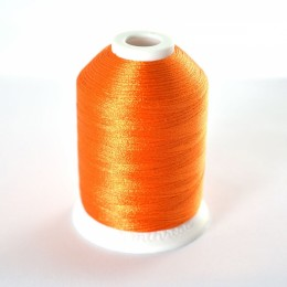 Simthread 126 Pumpkin Embroidery Thread 1000m