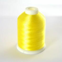 Simthread 202 Lemon Yellow Embroidery Thread 1000m
