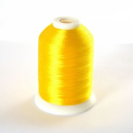 Simthread 206 Harvest Gold Embroidery Thread 1000m