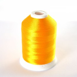 Simthread 208 Orange Embroidery Thread 1000m - SORRY, OUT OF STOCK