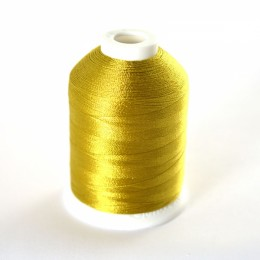 Simthread 330 Russet Brown Embroidery Thread 1000m