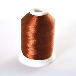 Simthread 339 Clay Brown Embroidery Thread 1000m