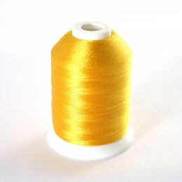 Simthread 348 Khaki Embroidery Thread 1000m - SORRY, OUT OF STOCK