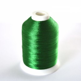 Simthread 507 Emerald Green Embroidery Thread 1000m - SORRY, OUT OF STOCK