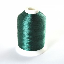 Simthread 534 Teal Green Embroidery Thread 1000m