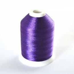 Simthread 614 Purple Embroidery Thread 1000m