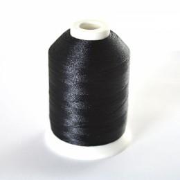 Simthread 707 Dark Grey Embroidery Thread 1000m