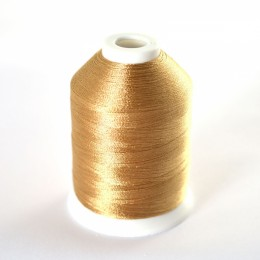 Simthread 843 Beige Embroidery Thread 1000m - SORRY, OUT OF STOCK