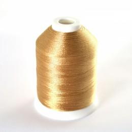 Simthread 843 Beige Embroidery Thread 1000m